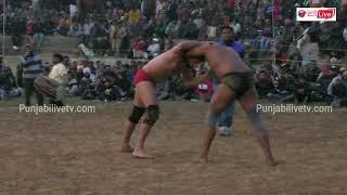 Rubaljit Khanna vs Sukh Babehali Jakhera Kushti Dangal 23 Dec 20181