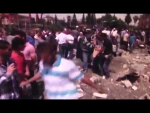 Po-Folks Breaking  Bombings Near Syria 40 Dead in Turkey Car