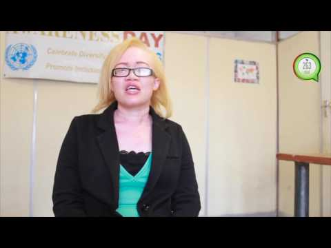 More about Alive Albinism Initiative in Zimbabwe #263Chat