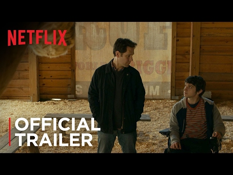 The Fundamentals of Caring   Official Trailer [HD]   Netflix