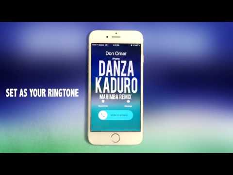 Don Omar Lucenzo Danza Kuduro Marimba Remix Ringtone