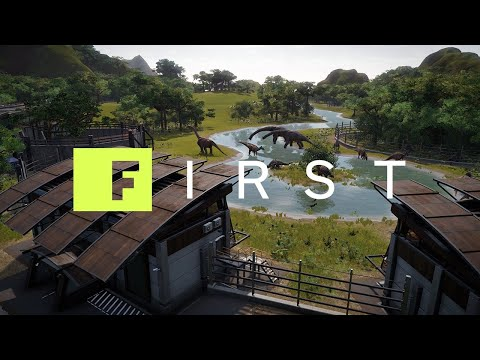 Maintaining Order in Jurassic World Evolution (Developer Diary) – IGN First