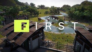 Maintaining Order in Jurassic World Evolution (Developer Diary) – IGN First