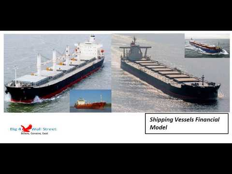 Shipping Financial Model
