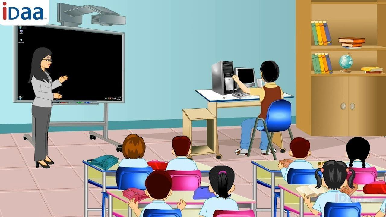 Multimedia Classroom Design : Idaalearning smart classroom youtube