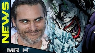 Joaquin Phoenix In Talks For Joker Origin Movie