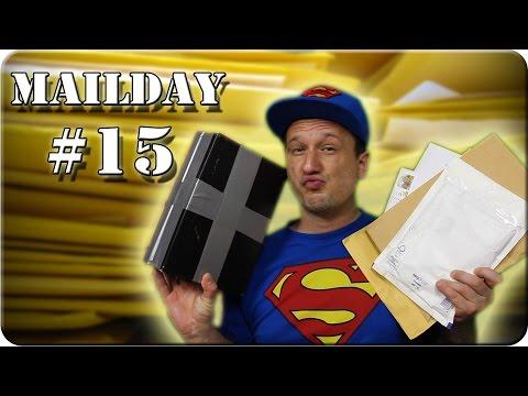 Mailday #15 - WOW was für ein Mega Bild :-)