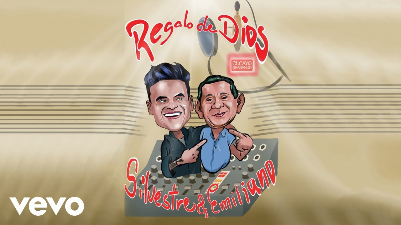 Silvestre Dangond - Regalo de Dios (Audio) ft. Emiliano Zuleta #1