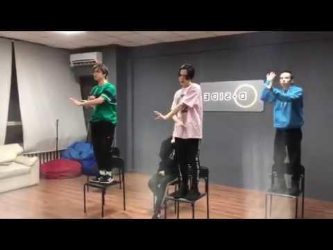 DSIDE BAND - репетиция «Временно»