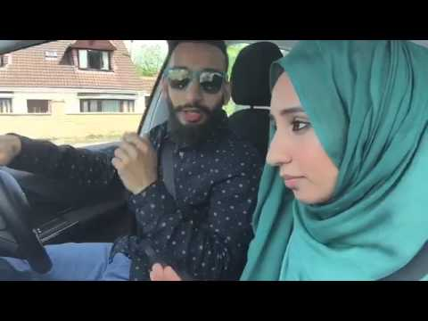 قمر سيدنا النبى~ Qamarun by Amina Sultani with her Brother