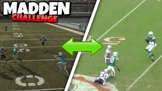 CAN I RECREATE THE TOP 5 PLAYS OF THE 2018-19 NFL SEASON IN MADDEN??