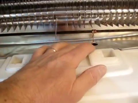 Curing The Freeze-up Problem In A Whirlpool Gold Series Refrigerator (I Hope)