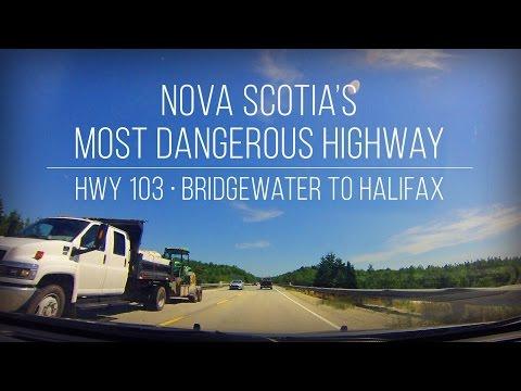 Highway 103: Nova Scotia