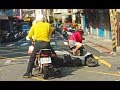 Scooter Bad Riders Fails , Driving in Asia 2017 Pert 6