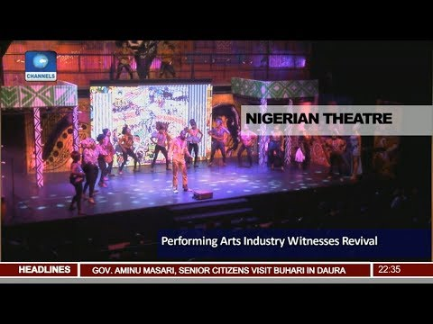 Performing Arts Industry Witness Revival Pt.3 |News@10| 18/02/18