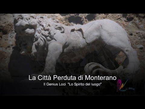 """La Città Perduta """" Fantasma """" di Monterano: I video di Franco's Artist"""