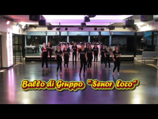 KOALA DANCE - SENOR LOCO - BALLO di GRUPPO 2016/2017