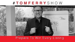 The Bulletproof Pre-Listing Presentation Plan | #TomFerryShow Episode 48