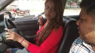Learn Car Driving in Chandigarh | Car Driving Skills | How to Drive a Car? | Azad Driving School