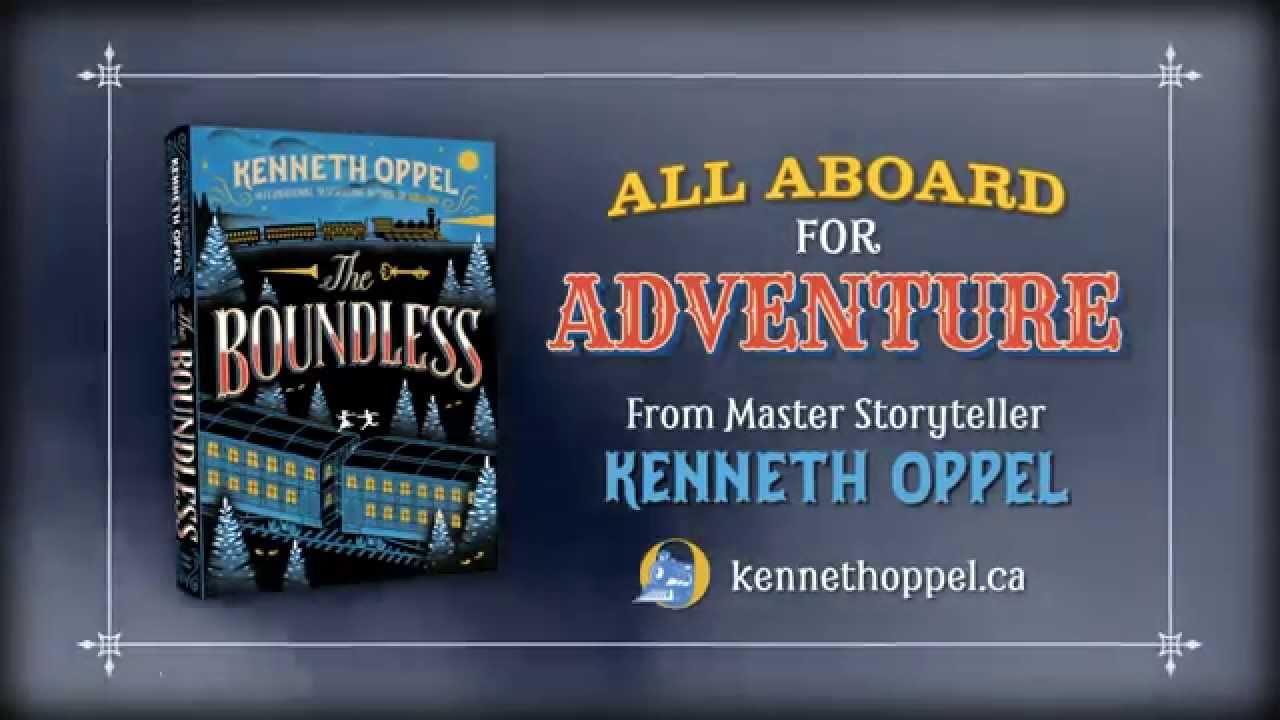 Image result for kenneth oppel books