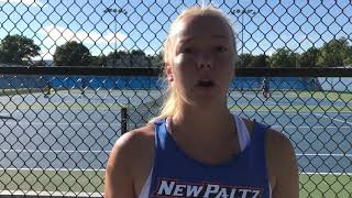 SUNY New Paltz Tennis Weekend Preview: SUNY Cortland & Oswego State
