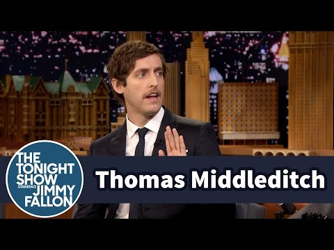 Thomas Middleditch Is Way Cooler than His Silicon Valley Character