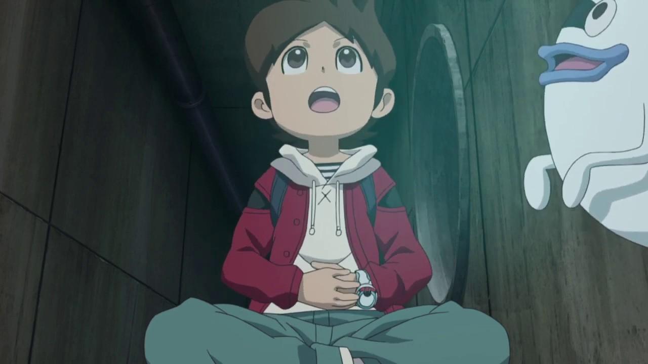 Yo Kai Watch O Filme 2 Enma Daioh E Os Cinco Contos Nyan
