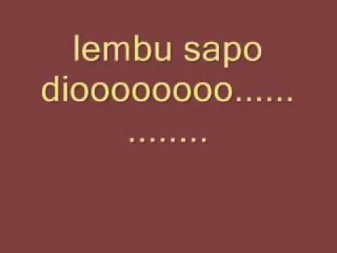 Dikir Barat-Lembu Tak Tambat2_with Lirik