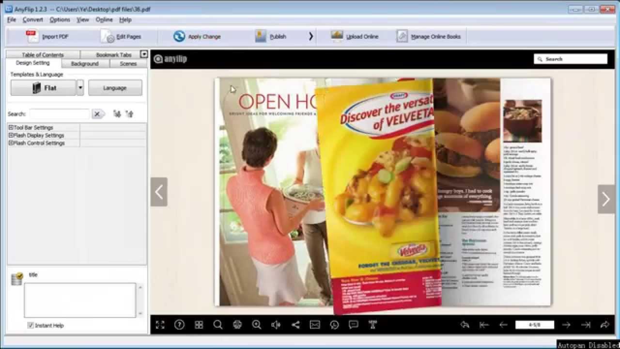 Free Flip Book Maker AnyFlip Beats Adobe Acrobat in 5 Ways