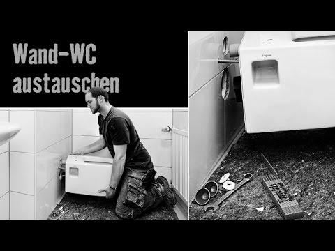 Version 2013 Wand Wc Austauschen Hornbach Meisterschmiede Youtube