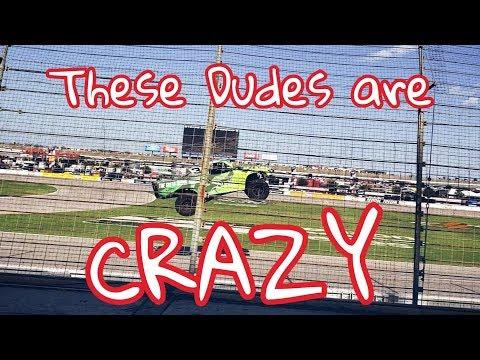 Speed Energy Super Stadium Trucks Race #1, Texas Motor Speedway, June 9, 2018