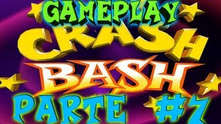 [Gameplay] Crash Bash - PARTE 7 - Pogo-a-Gogo