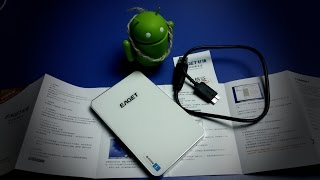 Китайський жорсткий диск EAGET E30 500GB USB3.0 з TomTop (Зовнішній портативний HDD з Китаю)