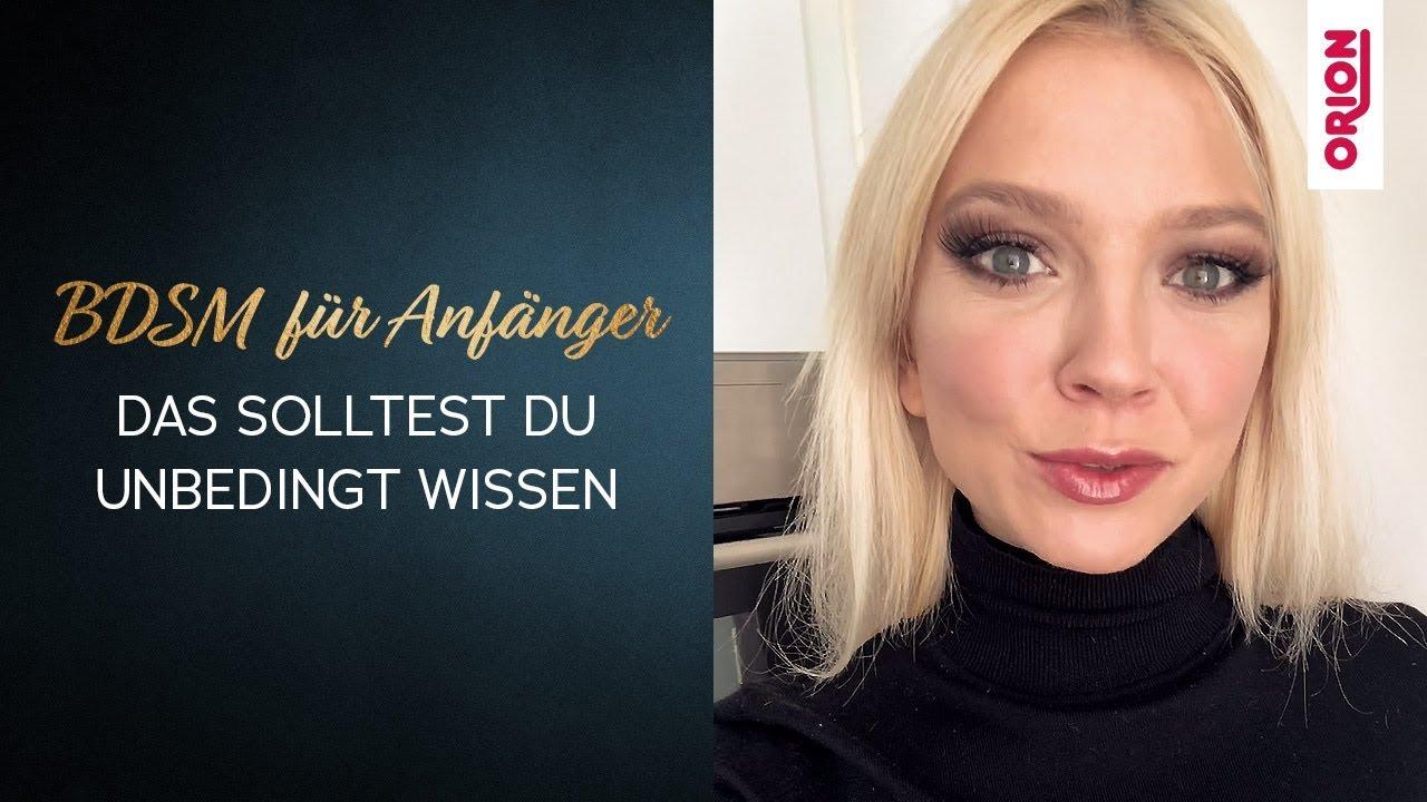 Bdsm AnfäNger