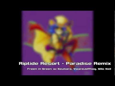 [COLLAB] Riptide Resort (Paradise Remix)