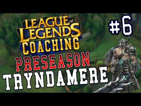 Preseason 7 LoL Coaching #6 - Tryndamere Top (Silver 5)