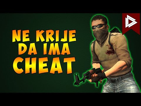 NE KRIJE DA IMA CHEAT | CS:GO Overwatch [#7]