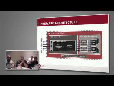 Diablo Technologies Architectural Details with Maher Amer