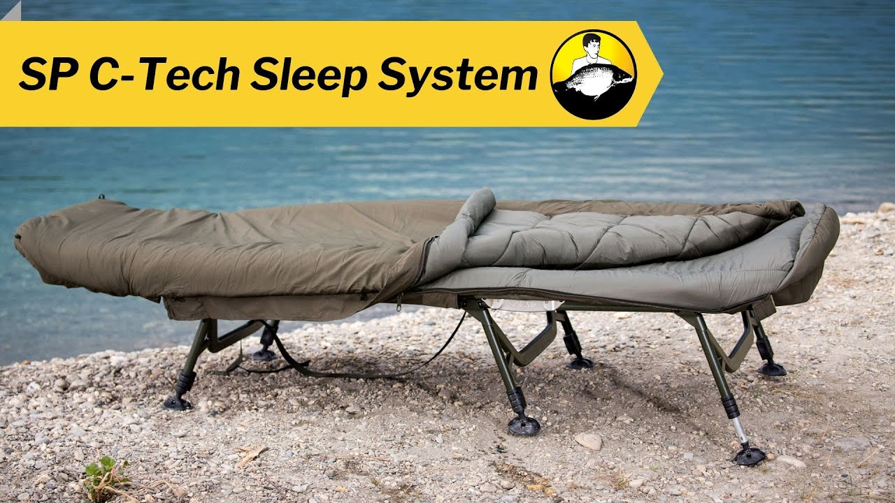 Solar Tackle SP C-Tech Sedia reclinabile