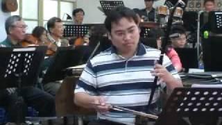 長雲樂集 2010/1/3 二胡/陳文保--落雨聲