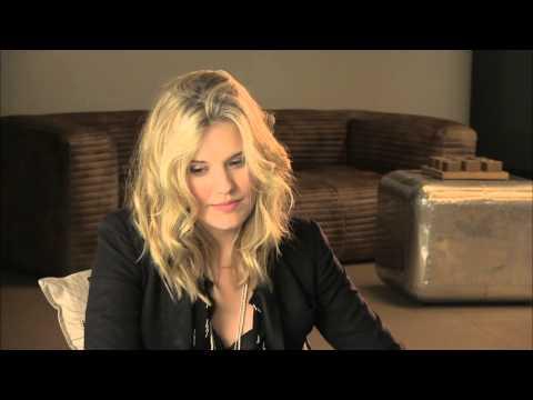 """Taken 3: Maggie Grace """"Kim Mills"""" Behind the Scenes Movie Interview"""