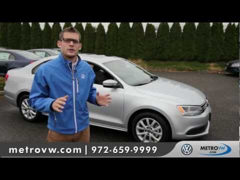 2013 Volkswagen Jetta Walk-around | Metro VW - Dallas Volkswagen dealer