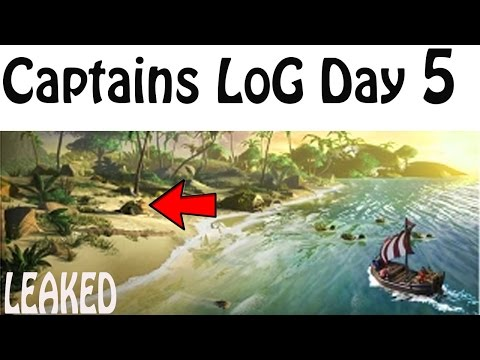 Thumbnail: Captains Log Day 5 LEAKED video Clash Of Clans