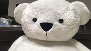 거인 아저씨 배꼽 백곰이 들려주는 동화 이야기?엄청 잼…
