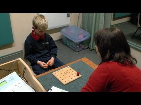 Child hearing test - Audiology at the University of Canterbury