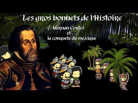 [ LGBH ]Hernán Cortés et la conquête du Mexique