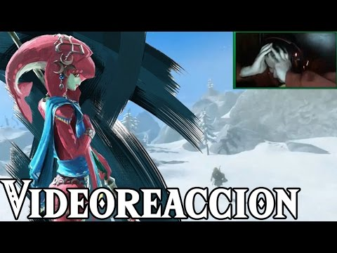 VIDEOREACCIÓN - Trailer BREATH OF THE WILD en SWITCH