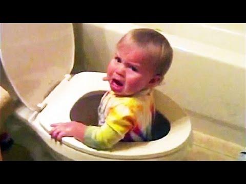 Tingkah lucu anak kecil yang dijahilin | funny video | compilation | 2016 | 40 top best funny video