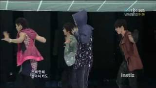 Super Junior makes their BONAMANA comeback on Inkigayo!