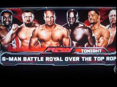 WWE 2K14 Universe Mode Episode 21: #1 Contender Mania!